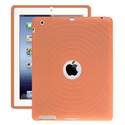 Bombay (Orange) iPad 3 Skal / iPad 4 Skal