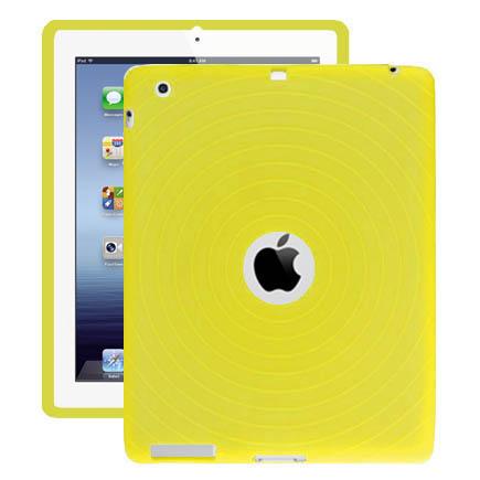 Bombay (Gul) iPad 3 Skal / iPad 4 Skal