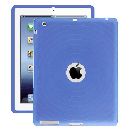 Bombay (Ljusblå) iPad 3 Skal / iPad 4 Skal