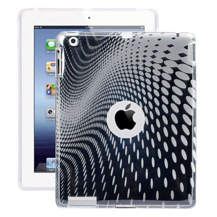 Electron Wave (Klar) iPad 3 Skal / iPad 4 Skal