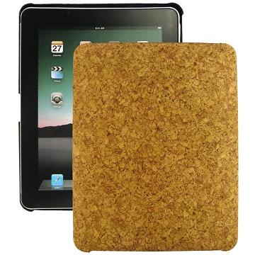 Wood Series (Ljusbrun) iPad Skal