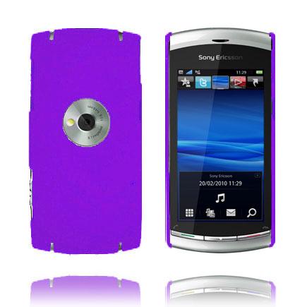 Xplorer (Lila) Sony Ericsson Vivaz Skal