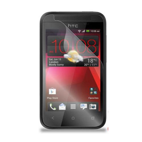 HTC Desire 200 Displayskydd (Klar)