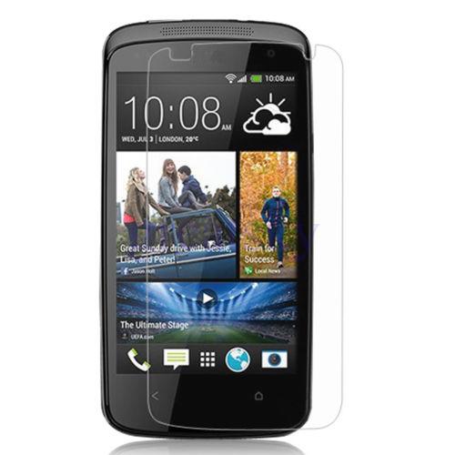 HTC Desire 500 Displayskydd (Klar)