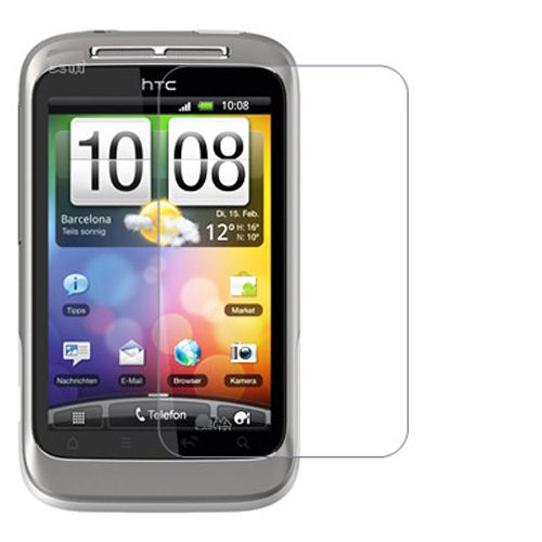 HTC Wildfire S (Klar) Displayskydd