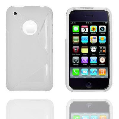 Moon Craft (Vit) iPhone 3GS Skal