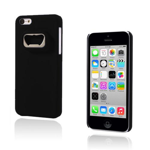 Bottle Opener (Svart) iPhone 5C Skal