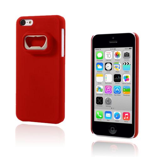 Bottle Opener (Röd) iPhone 5C Skal