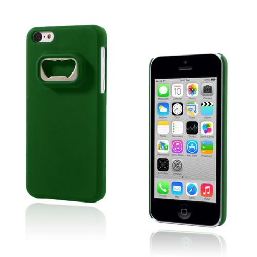 Bottle Opener (Grön) iPhone 5C Skal