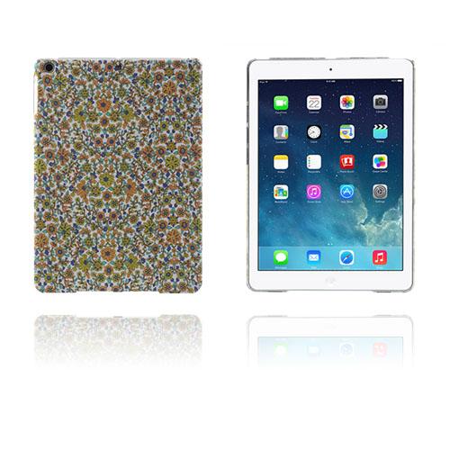 Flowers (Brokig) iPad Air Skal