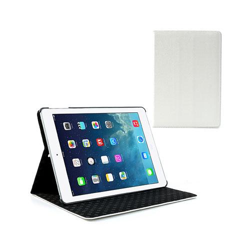 College (Vit) iPad Air Fodral