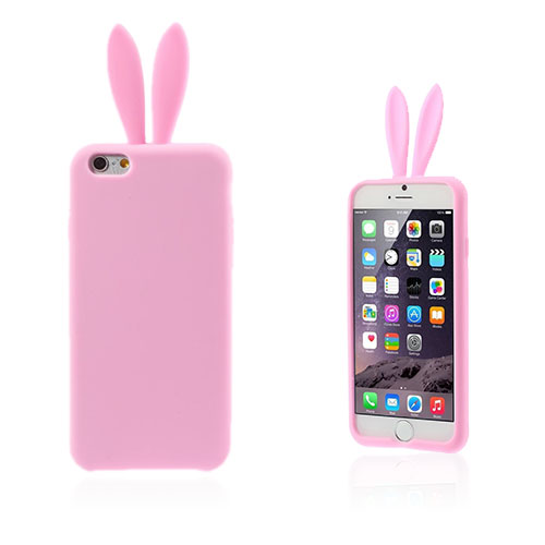 Rabbit Ears (Rosa) iPhone 6 Skal