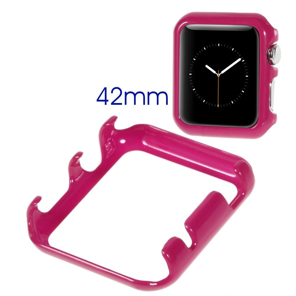 Apple Watch 42mm Hårt Skal – Het Rosa