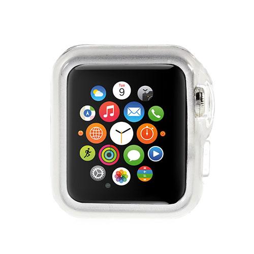Apple Watch 38mm Flexibelt Skal – Transparent