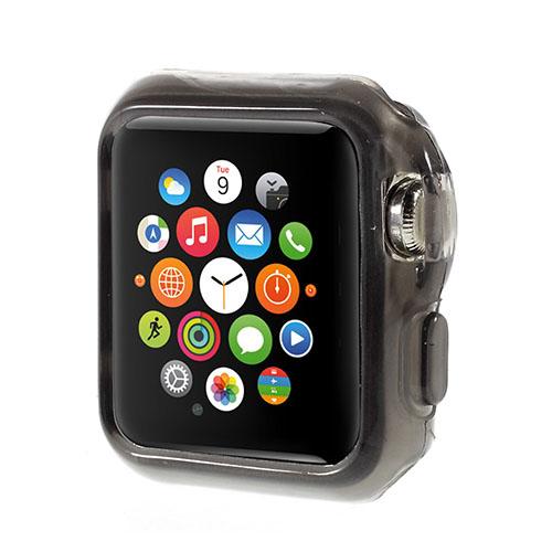 Apple Watch 38mm Flexibelt Skal – Grå