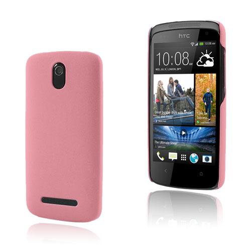 Quicksand (Rosa) HTC Desire 500 Skal