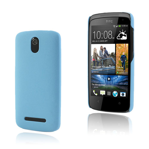 Quicksand (Blå) HTC Desire 500 Skal