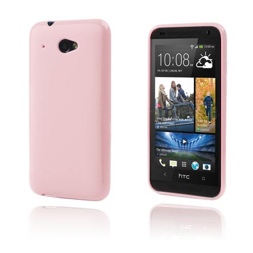 GelCase (Rosa) HTC Desire 601 Skal