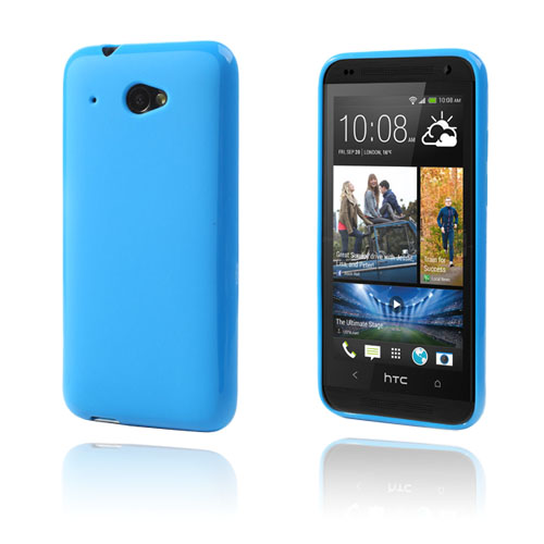 GelCase (Blå) HTC Desire 601 Skal