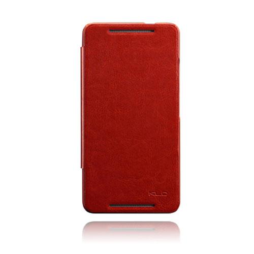 Pacific (Röd) HTC One Max Läderfodral