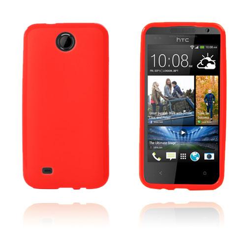 GelCase (Röd) HTC Desire 300 Skal