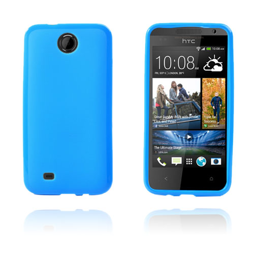 GelCase (Blå) HTC Desire 300 Skal