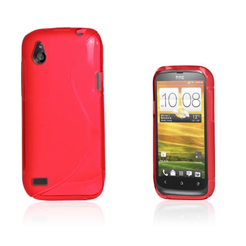 Lagerlöf (Röd) HTC Desire V Skal
