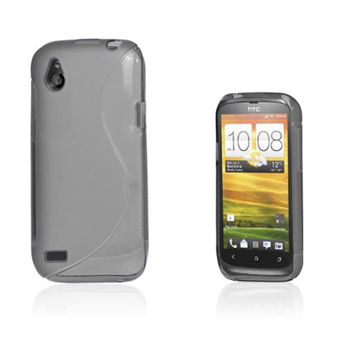 Lagerlöf (Grå) HTC Desire V Skal