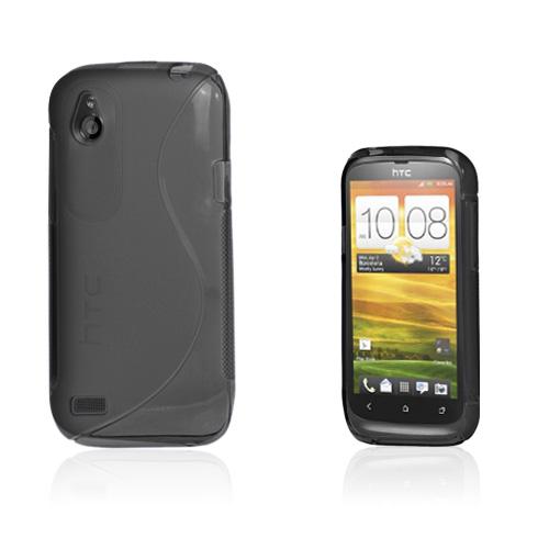 Lagerlöf (Transparent) HTC Desire V Skal