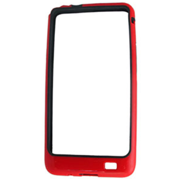 S2 Bumper (Röd) Samsung Galaxy S2-Bumper