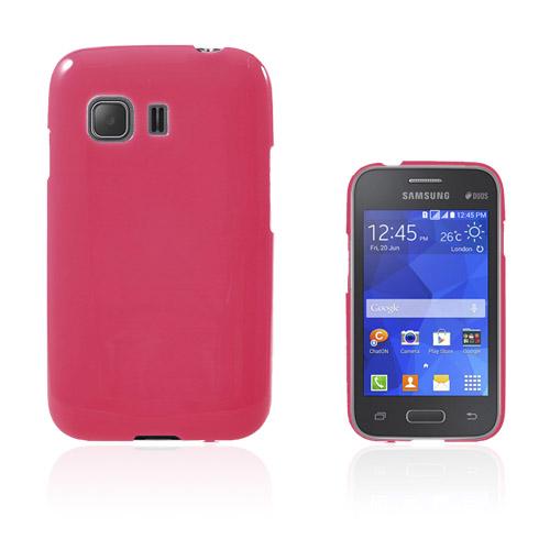 Sund (Knallrosa) Samsung Galaxy Young 2 Skal