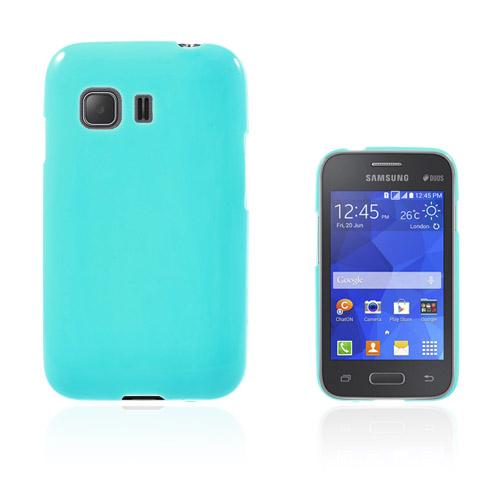 Sund (Blå) Samsung Galaxy Young 2 Skal