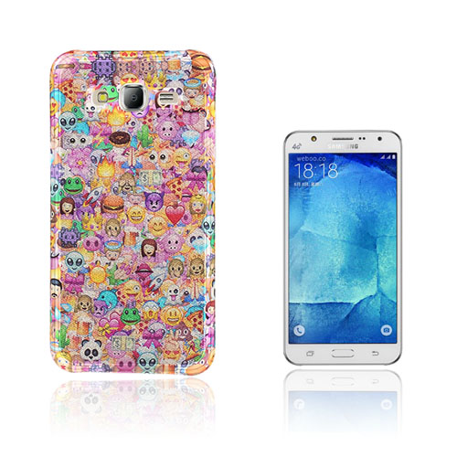 Westergaard Samsung Galaxy J5 Skal – Tecknade Djur
