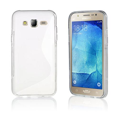 Lagerlöf Samsung Galaxy J5 Skal – Grå