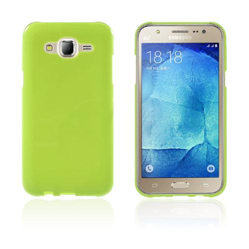 Sund Samsung Galaxy J5 Skal – Grön