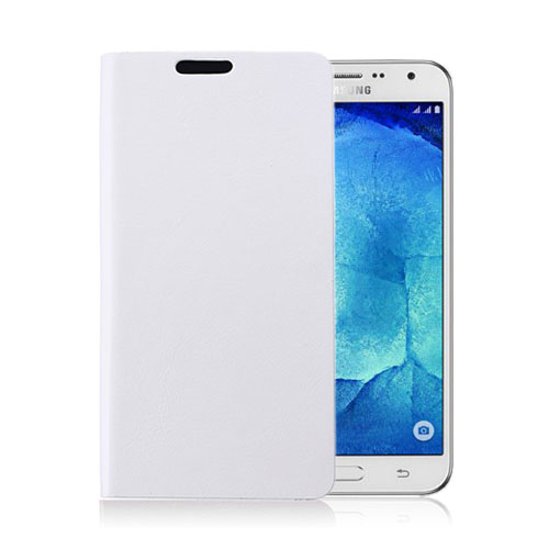 Lindgren Samsung Galaxy J5 Fodral – Vit