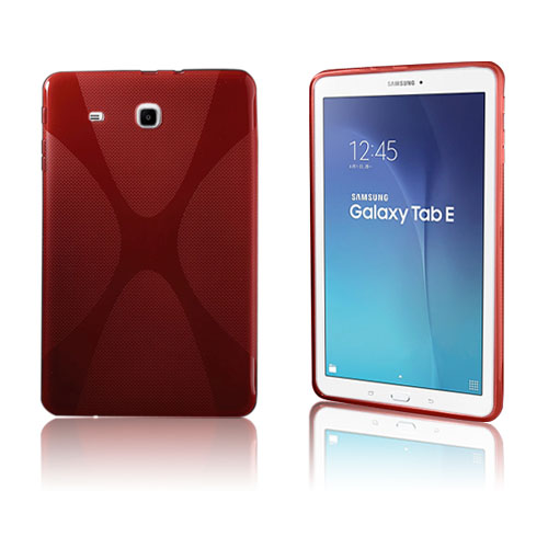 Kielland Samsung Galaxy Tab E 9.6 Skal – Red