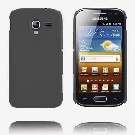 Hårdskal (Svart) Samsung Galaxy Ace 2 Skal