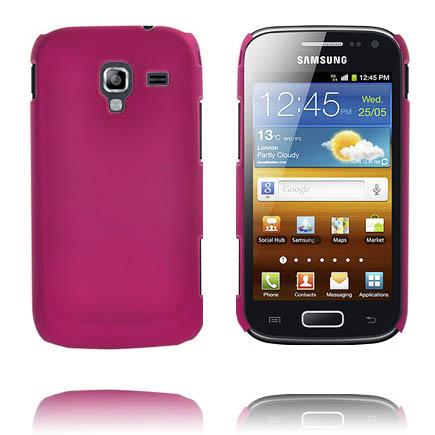 Hårdskal (Knallrosa) Samsung Galaxy Ace 2 Skal