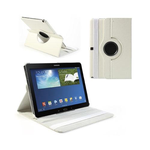 3sixty (Vit) Samsung Galaxy TabPRO 10.1 Läderfodral