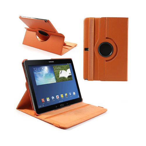 3sixty (Orange) Samsung Galaxy TabPRO 10.1 Läderfodral