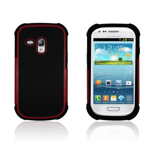 Player (Röd) Samsung Galaxy S3 Mini Kombinationsskal