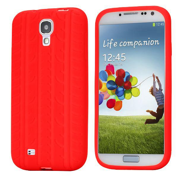 Tyre (Röd) Samsung Galaxy S4 Skal
