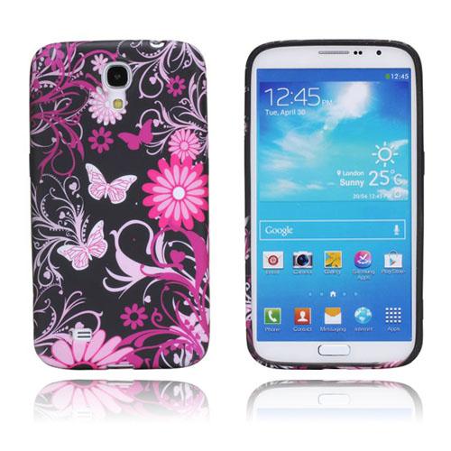 Symphony (Nattfjärilar) Samsung Galaxy Mega 6.3 Skal