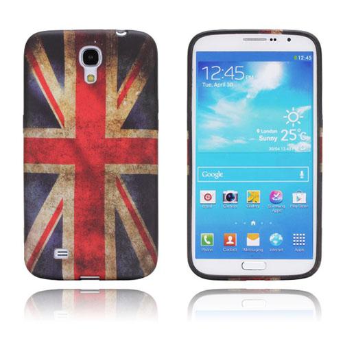 Symphony (Retro Union Jack) Samsung Galaxy Mega 6.3 Skal