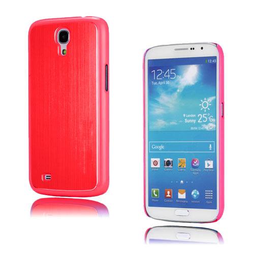 Alu Shield (Röd) Samsung Galaxy Mega 6.3 Skal