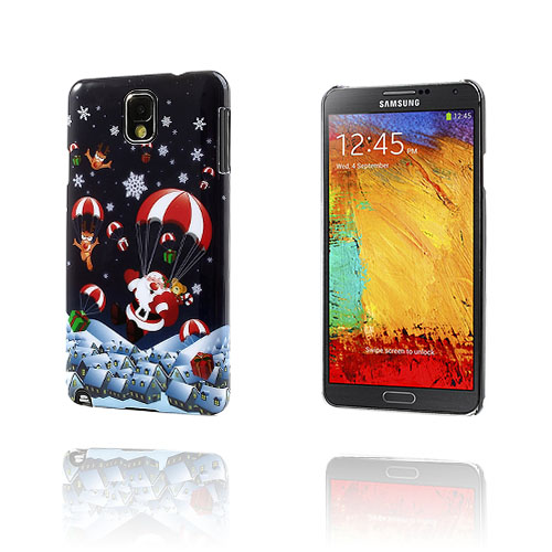 Merry Christmas (Landning) Samsung Galaxy Note 3 Skal