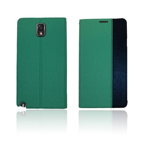 Last Line (Turkos – Blå) Samsung Galaxy Note 3 Fodral