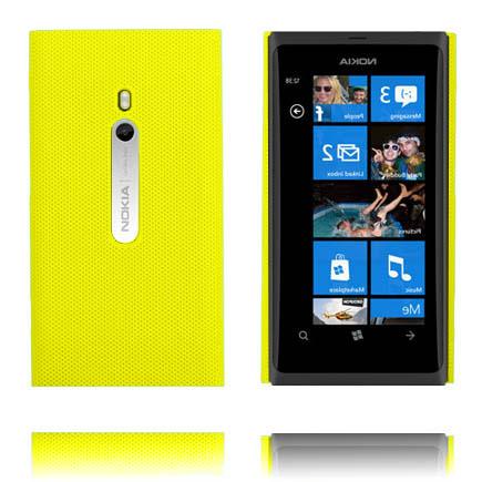Supreme (Gul) Nokia Lumia 800 Skal