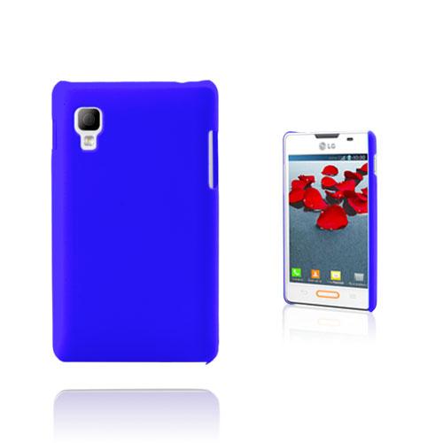 Hard Shell (Blå) LG Optimus L4 II Skal